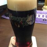 Beer House ALNILAM - 2016.08 チェコの黒ビール:ブロウチェクダーク