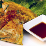 KOREAN DINING ミリネ - 海鮮ねぎチヂミ