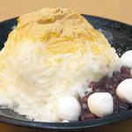 KOREAN DINING ミリネ - ふわふわアイスパッピンス