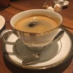 LE SEVERO - コーヒー☆600円\(^o^)/