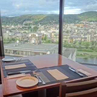 間違いなく、京都の素晴らしさを再確認出来る眺望です!