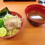 スシロー - 鯖系 濃厚魚介つけ麺
