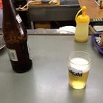 54448854 - 瓶ビール 中瓶