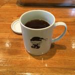 Cafe Terrasse ポコアポコ - (2016年7月)パナマゲイシャ種のコーヒー