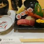 ひさご寿司 - 料理写真:特上にぎり(2,600円)