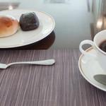 サンマルク - ブレッドモーニング(パン&コーヒーお替り自由):518円/2016年8月