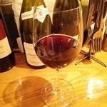 54453271 - グラスワイン(赤)