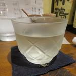 白雪 - 謙信純米吟醸生酒(糸魚川市)