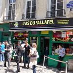L'As du Fallafel - 外観
