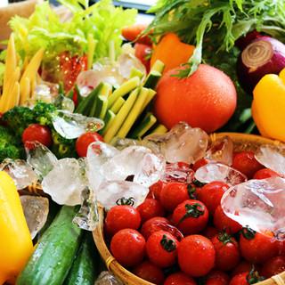 朝採れのぽっくる農園直送野菜☆
