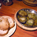 ライノスキッチン - 生椎茸のブルゴーニュバター¥680