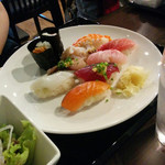 創作料理・寿司 いろは - ランチ寿司