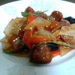 菊亭 - 中華の定番、甘酢の酢豚