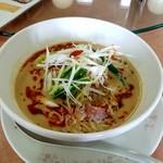 ニイハオ - 「冷やし坦々麺」890円税抜