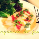 Petit Debút - 鮮魚のカルパッチョ