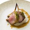 イル プロフーモ - 料理写真:仔羊の香草パン粉焼き(ディナーコースより)