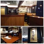 酒蔵レストランたから - 店内は落ち着いた雰囲気で、結構広いですよ。