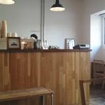 ワンルームコーヒー - とっても落ち着ける空間