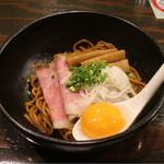札幌 Fuji屋 - ◉2016/08/02/TUE #170 @辛い油そば ¥750