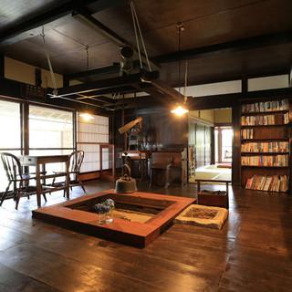 築100年を超える古民家レストラン