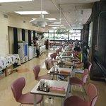 ノースカフェ - 国立国会図書館 NORTH CAFE @永田町 店内