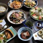 くぼちよ - 沖縄コース料理