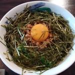 54471759 - 納豆蕎麦(冷かけ蕎麦)