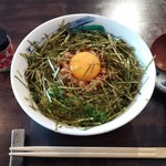 54471765 - 納豆蕎麦(冷かけ蕎麦)