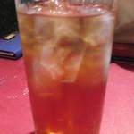 四五六菜館 - ウーロン茶