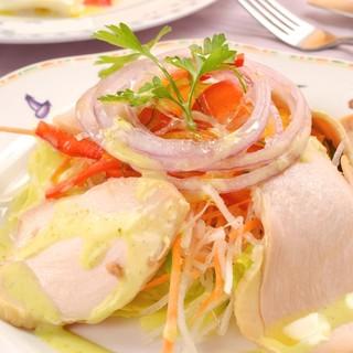 ◆シェフのお勧め料理は定期的に更新しております♪