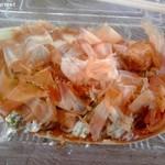 たこ焼 三よ志 - 料理写真:たこ焼き 甘口ソース(380円)