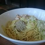 煮干し中華そば・つけ麺 海猫 - 和え玉