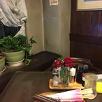 みすたーらいおん - テーブルには真っ赤な薔薇が✨