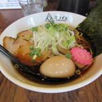 54475065 - TOKYO醤油味玉ラーメン 880円