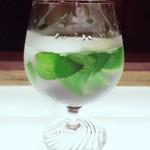 BAR Mijas - 日本酒モヒート