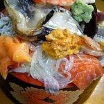 幸寿司 - びっくり丼 1.5合