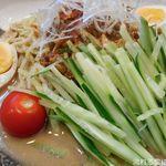 担々麺 七福朗 - 冷し担々麺
