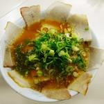 珍元 - チャーシュー麺