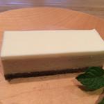 テオムラタ - アールグレイチーズケーキ