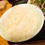 激安食堂 小林屋 - ライス 大盛(7月29日)