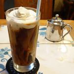 珈琲 はなや - アイスウインナ・コーヒー