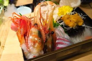 俺の魚を食ってみろ!! 田町店