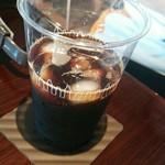 お休み処 談 - アイスコーヒー