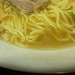 餃子の王将 - 麺とスープ