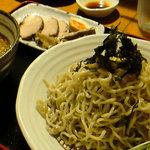 信州小麦ラーメン 亀屋  - 幻のつけ麺