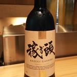 54491622 - 食前酒 ワイン?いえ日本酒です!