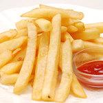 家庭食堂美食楼 - フライドポテト