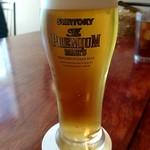 杏梨 チャイニーズキッチン - ランチビール