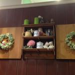 Muminhausukafe - 個室の飾りつけ(左にはミーが!)