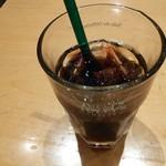 タリーズコーヒー - 水出しコーヒー(2016年8月)